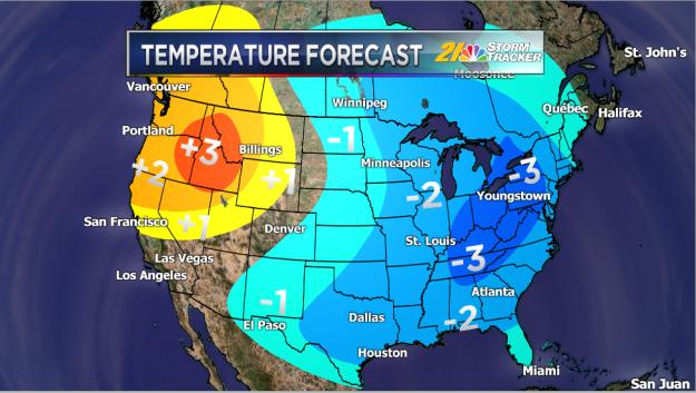 2014 2015 Winter Forecast Ohio