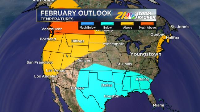 February Forecast